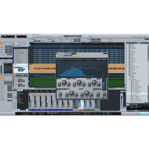 PreSonus Studio One 2 Producer - Audio and MIDI Recording/Editing Software (Upgrade)
