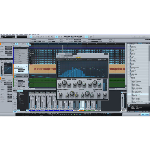 PreSonus Studio One 2.5 Producer - Audio and MIDI Recording/Editing Software