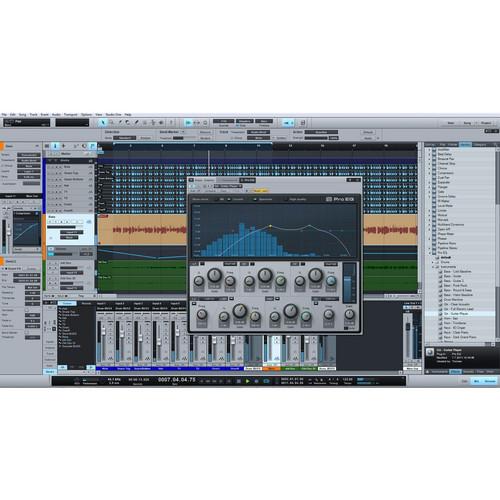PreSonus Studio One 2.5 Professional - Audio and MIDI Recording/Editing Software