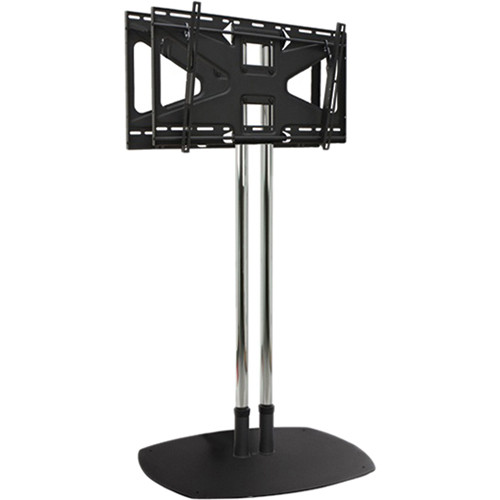 Premier Mounts CS72-2MS2 Floor Stand with 2 Tilting Mounts