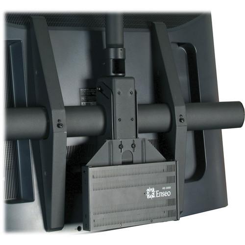 Premier Mounts ENSEO Adapter for ECM Ceiling Mounts (Black)