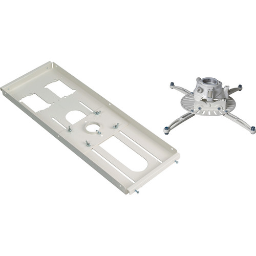 Premier Mounts Projector Ceiling Mount (Up to 65 lbs - White)