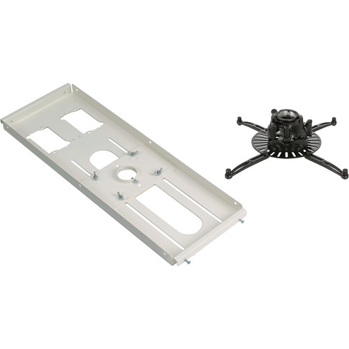 Premier Mounts Projector Ceiling Mount (Up to 65 lbs - Black)