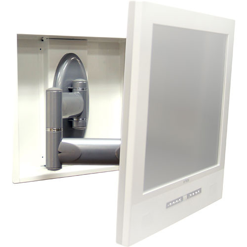 Premier Mounts INW-AM200 In-Wall Box for AM2 Swingout Arm