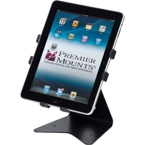 Premier Mounts IPM-300 Adjustable Mobile Stand for iPad