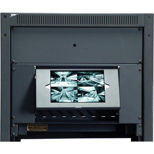 Premier Mounts IPM-450 iPad Rack Mount with Storage Box (iPad 1st and 2nd Generation)