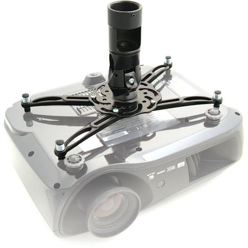 Premier Mounts Polaris Universal Projector Mount/T-Frame Adapter, Model MAG-FCTA (Silver)