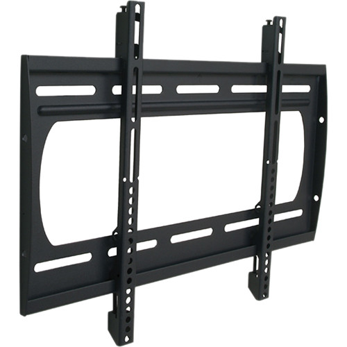 Premier Mounts Universal Flat Wall Mount (Black)