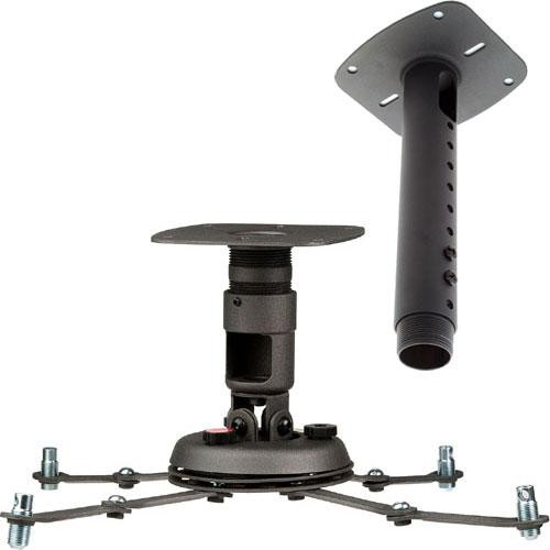 Premier Mounts Projector Mount with AST-1321 Extension Column