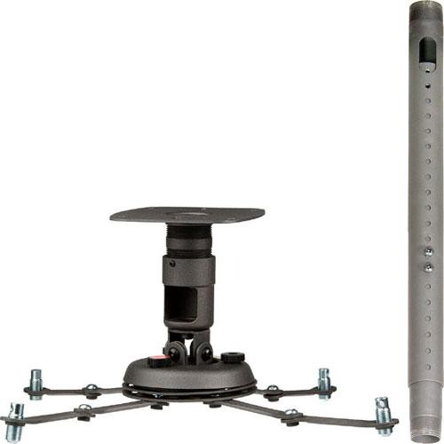 Premier Mounts Universal Projector Mount with Large Extension Column