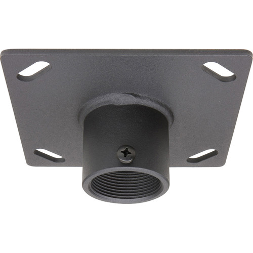 Premier Mounts Ceiling Plate, 1-1/2in. coupling - PP-5