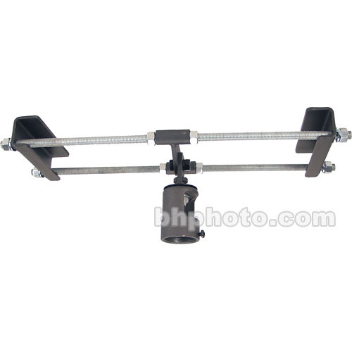 Premier Mounts Premier I-Beam/Truss Clamp (10-16 in.), 1-1/2 in. pipe - PP-ITC1016C