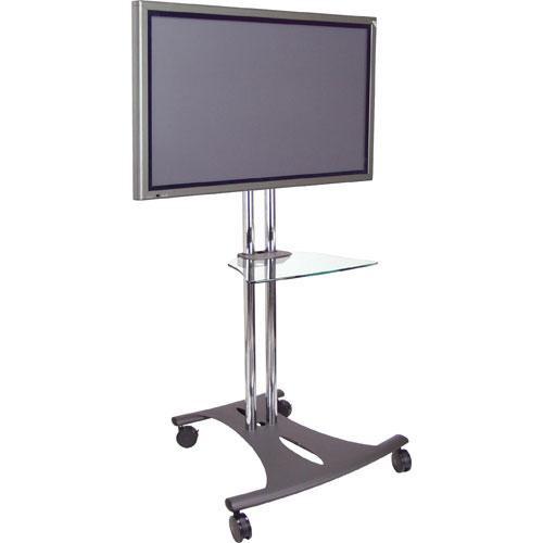 "Premier Mounts PSD-EB60C  Elliptical Floor Stand for Flat Panel Displays (60"" Poles)"