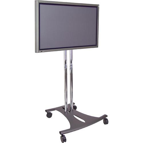"Premier Mounts PSD-EB72C  Elliptical Floor Stand for Flat Panel Displays (72"" Poles)"