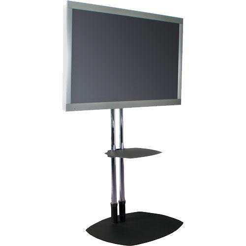 Premier Mounts PSD-TS72B  Flat Panel Floor Stand (Black)