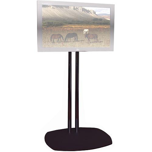 Premier Mounts Elliptical Floor Stand (Black)