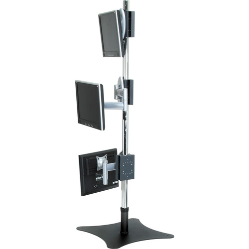 Premier Mounts PSP-84B LCD Floor Stand (Black)
