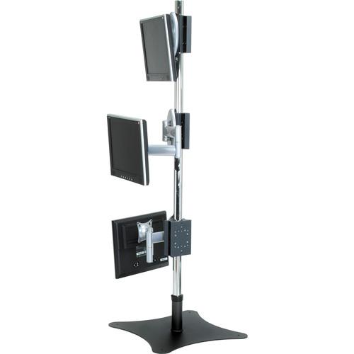 """Premier Mounts PSP-84B 84"""" (213.36cm) LCD Floor Stand (Black)"""