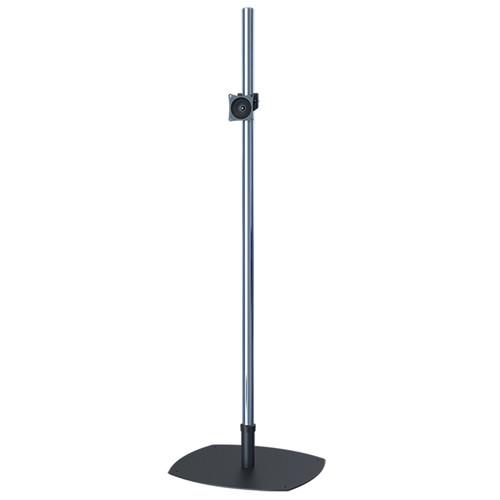 Premier Mounts PSP-84 LCD Floor Stand (Chrome)
