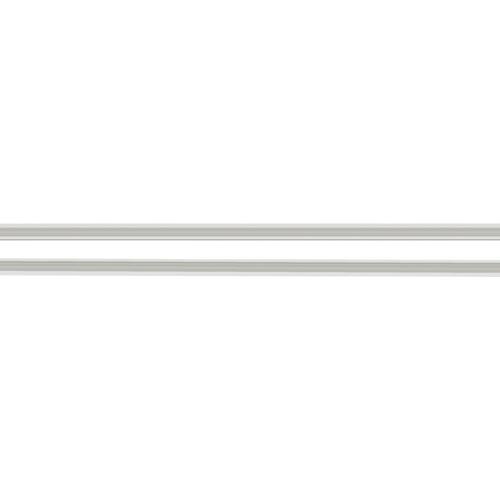 """Premier Mounts 40"""" Chrome Poles (2)"""