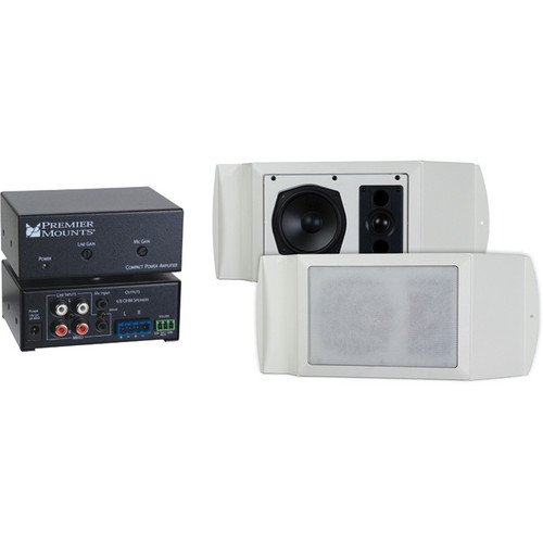 Premier Mounts Audio Upgrade Kit for UNI Wall Mounts