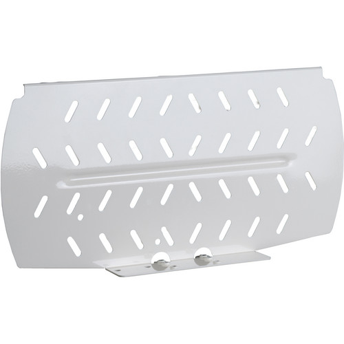Premier Mounts Equipment Mounting Plate (White)