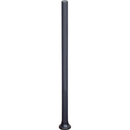 "Premier Mounts 42"" Single Pole with Horseshoe Grommet Base"