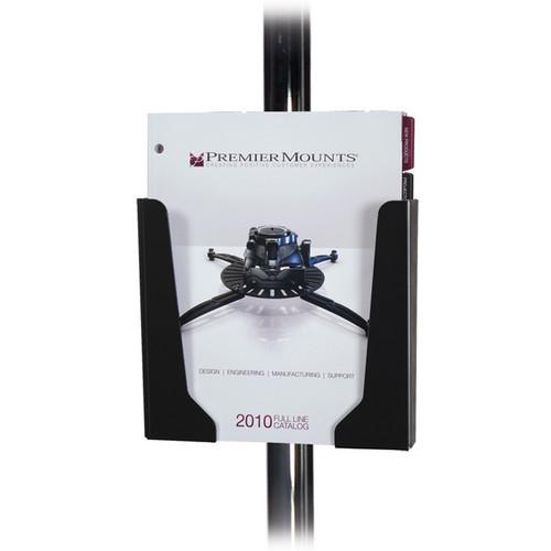 Premier Mounts PSD-SBH Brochure Holder (Black)