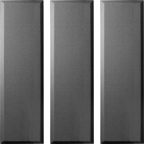 "Primacoustic F122-1248-00 2"" Thick Broadway Panel Control Columns (Black)"