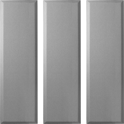 "Primacoustic F122-1248-08 2"" Thick Broadway Panel Control Columns (Gray)"