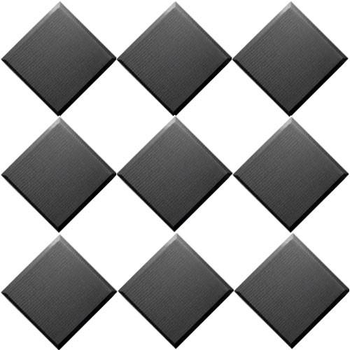"Primacoustic F122-2424-00 2"" Broadway Control Cubes (Black)"