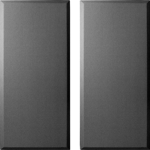 "Primacoustic F122-2448-00 2"" Thick Broadway Panel Control Columns (Black)"