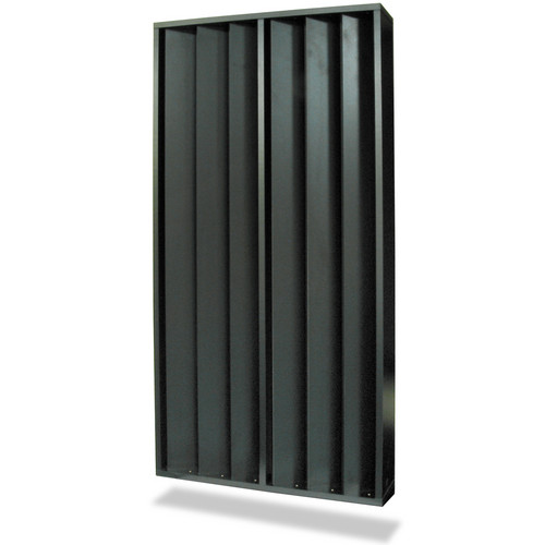 Primacoustic Flexi-Fuser - High Frequency Flutter Diffuser Panel (Black & Gray)