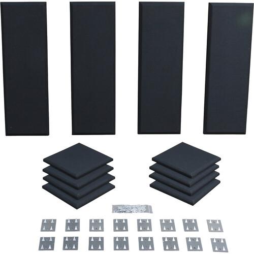 Primacoustic London 8 Studio Kit (Black)