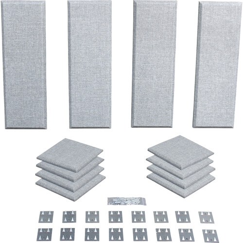 Primacoustic London 8 Studio Kit (Gray)