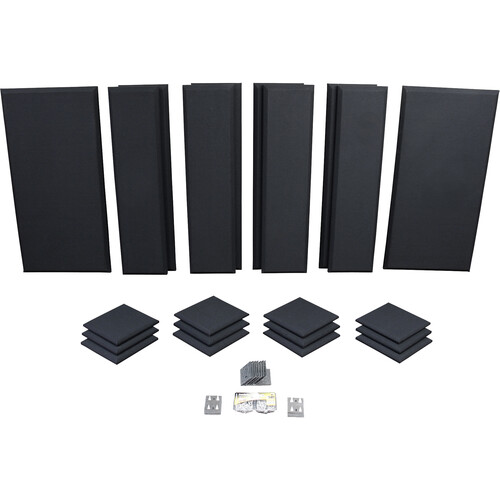 Primacoustic London 12 Room Kit (Black)