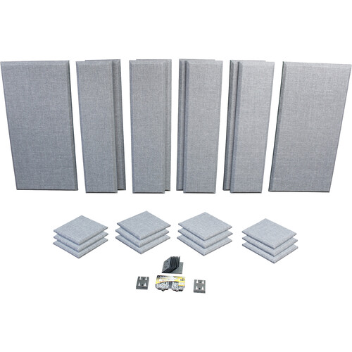 Primacoustic London 12A - Acoustic Room Kit (Grey)
