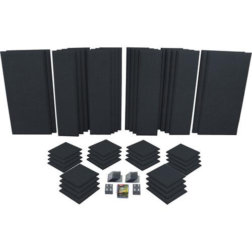 Primacoustic Broadway London 16 Room Kit (Black)