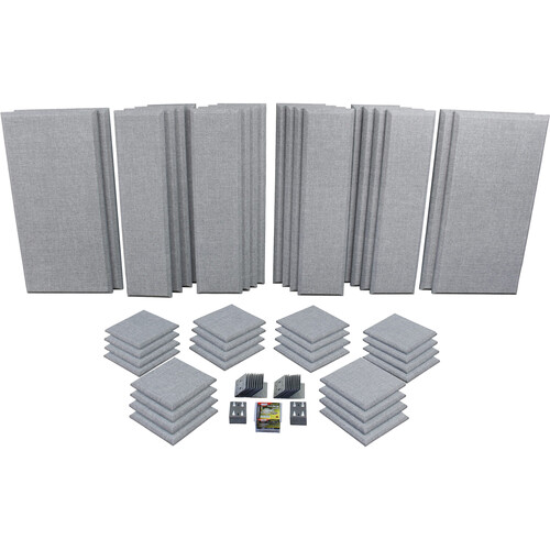 Primacoustic Broadway London 16 Room Kit (Gray)