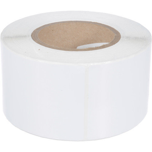 "Primera White TuffCoat High-Gloss Labels (3 x 5"", 500 Labels)"