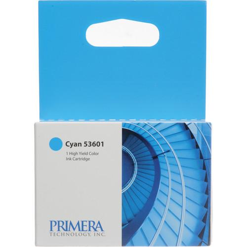Primera Cyan Ink Cartridge For Primera Bravo 4100 Series Printers