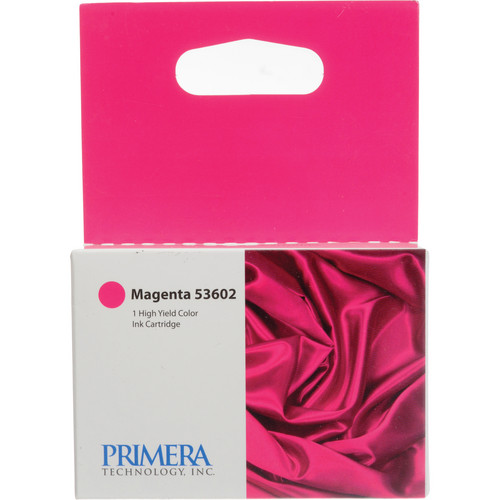Primera Magenta Ink Cartridge For Primera Bravo 4100 Series Printers