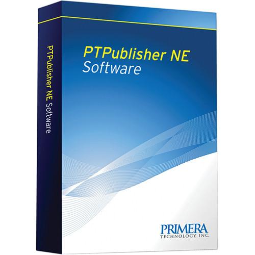 Primera PTPublisher Network Edition Software for Windows