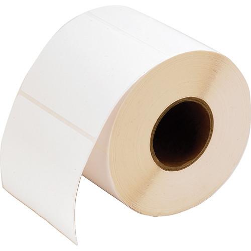 """Primera 3 x 2"""" White Matte Polypropylene Labels For LX400"""