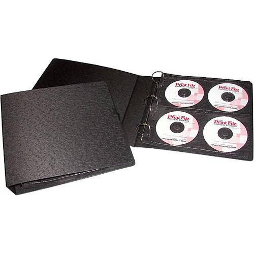 Print File ARC-OBCD Archival Album