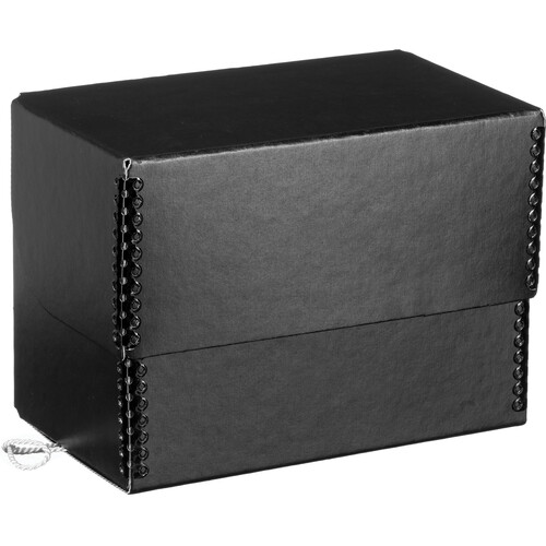 Print File Flip-Top Photo Storage Box