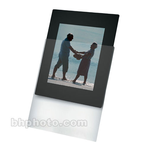 "Print File Overmat - 11 x 14"" - Holds One 8x10"" Transparency - 10 Pack"