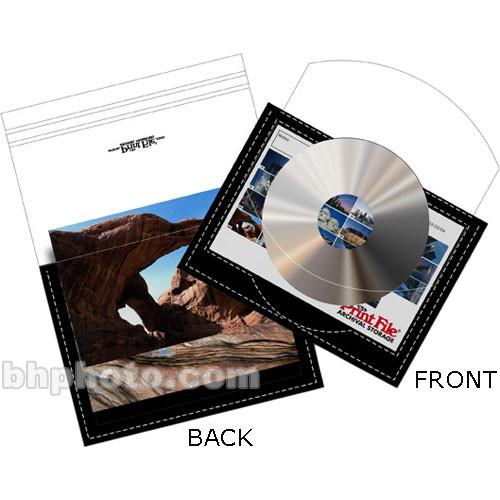 "Print File CD/DVD and 4x6"" Preserver (25)"