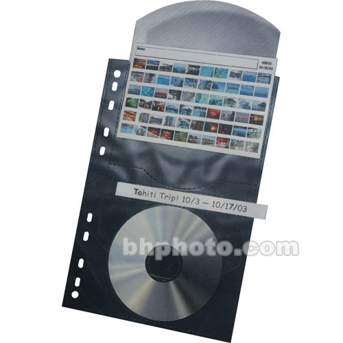 Print File CDI-4 CD Preserver (25 Pack)