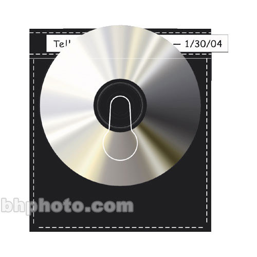 Print File CDS-2 CD Preserver (25 Pack)